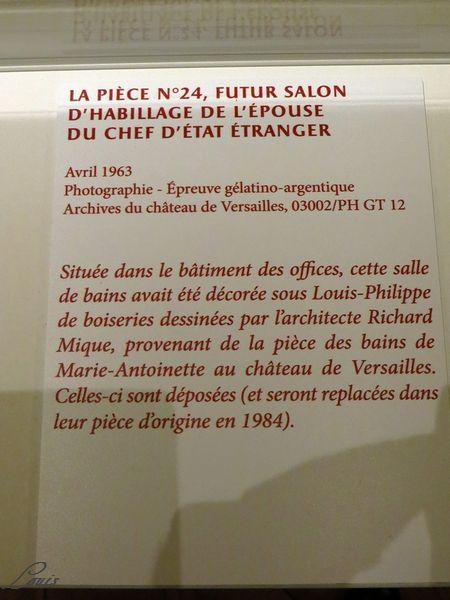 Un président chez le roi - De Gaulle à Trianon Img_4021