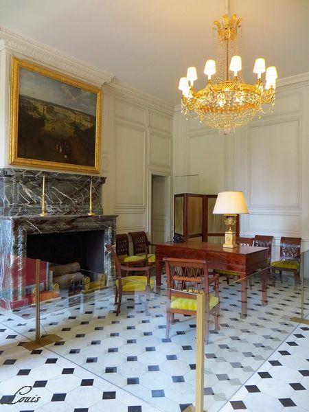 Un président chez le roi - De Gaulle à Trianon Img_4026