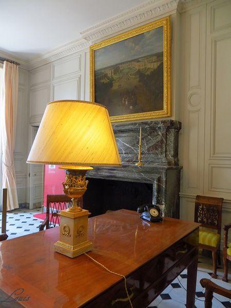 Un président chez le roi - De Gaulle à Trianon Img_4028