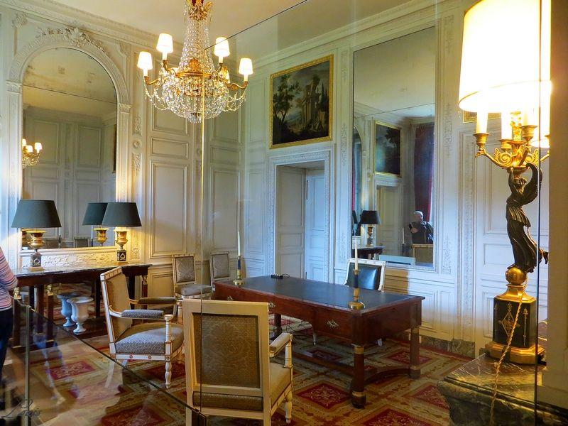 Un président chez le roi - De Gaulle à Trianon Img_4031