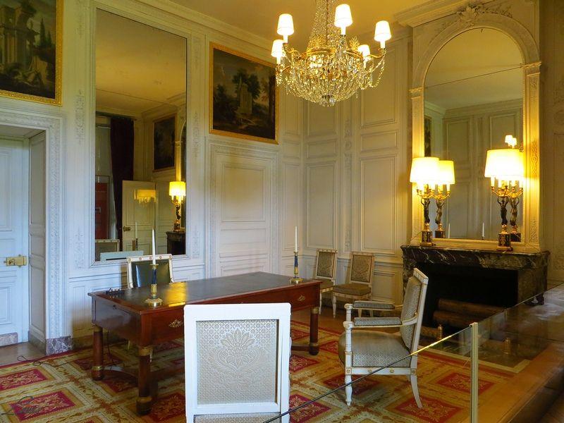 Un président chez le roi - De Gaulle à Trianon Img_4032
