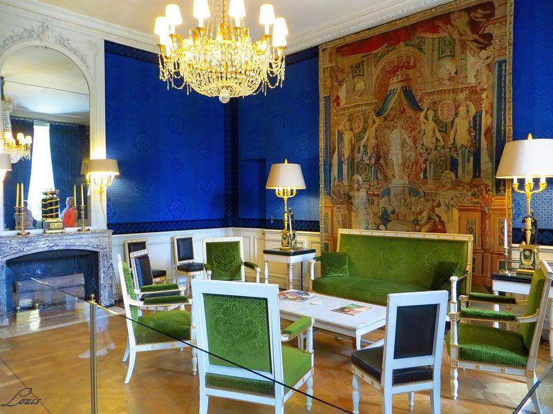 Un président chez le roi - De Gaulle à Trianon Img_4033