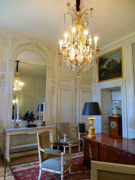 Un président chez le roi - De Gaulle à Trianon Img_4034
