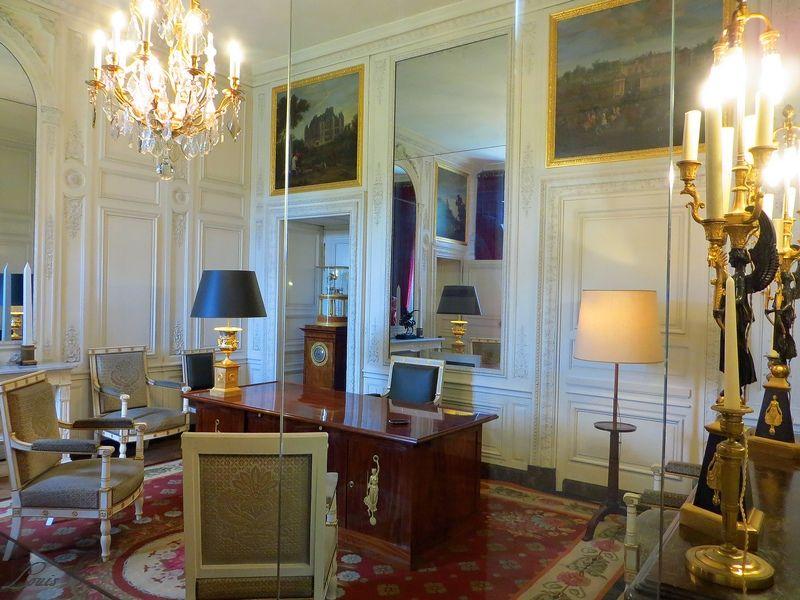 Un président chez le roi - De Gaulle à Trianon Img_4035