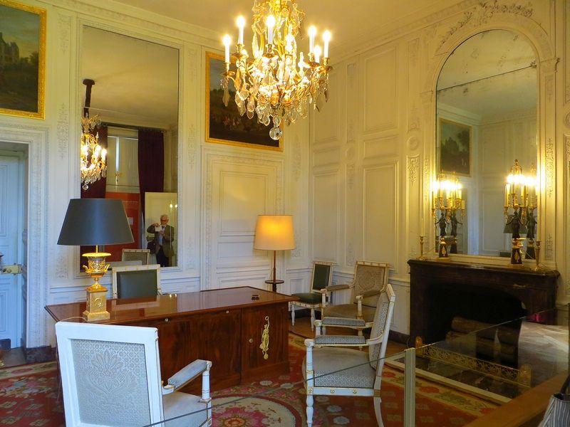 Un président chez le roi - De Gaulle à Trianon Img_4036