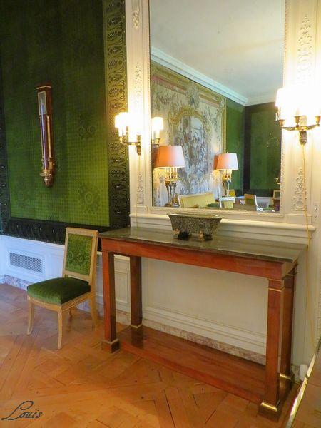 Un président chez le roi - De Gaulle à Trianon Img_4037
