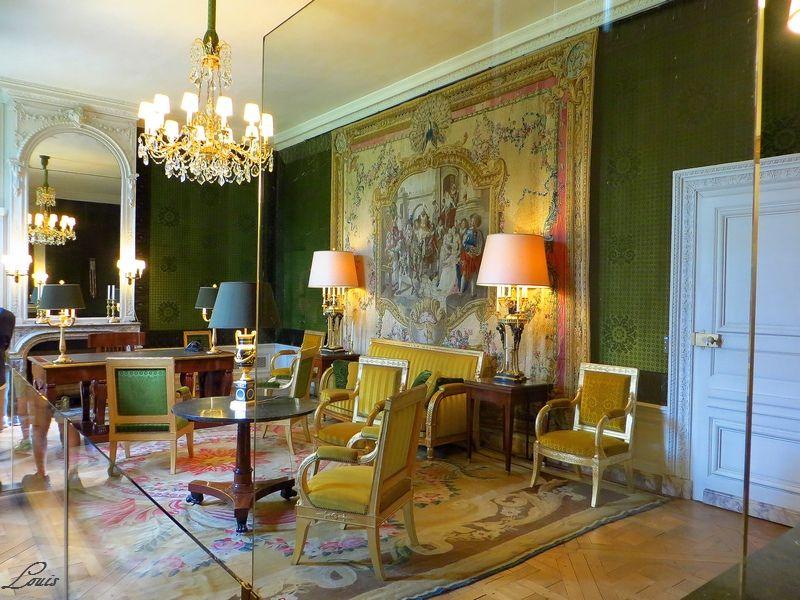 Un président chez le roi - De Gaulle à Trianon Img_4038