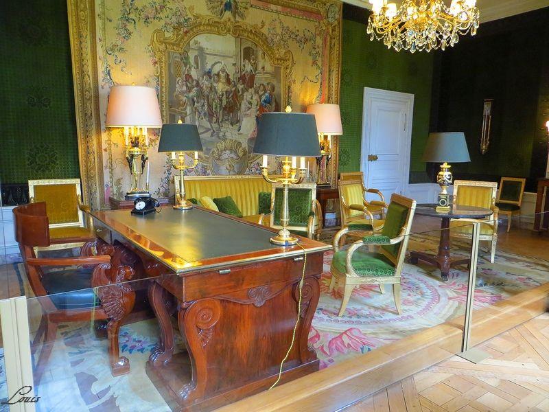 Un président chez le roi - De Gaulle à Trianon Img_4112