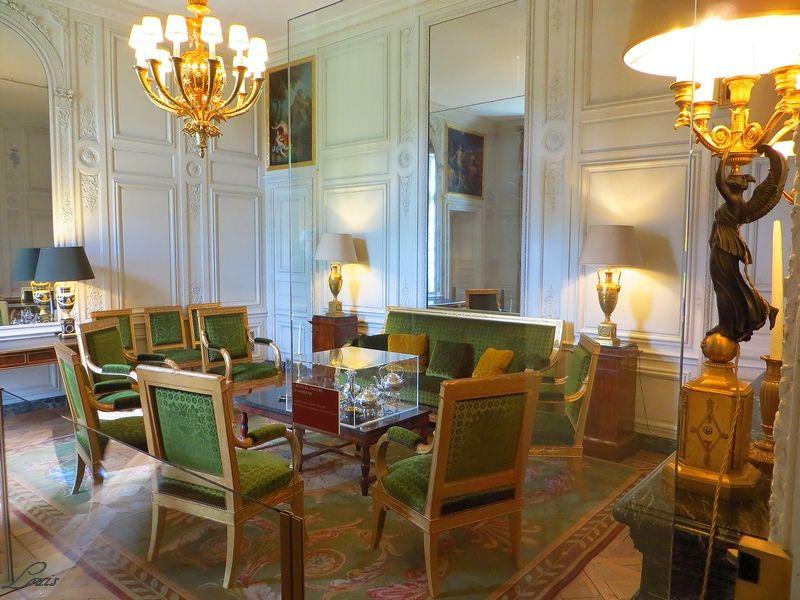 Un président chez le roi - De Gaulle à Trianon Img_4114