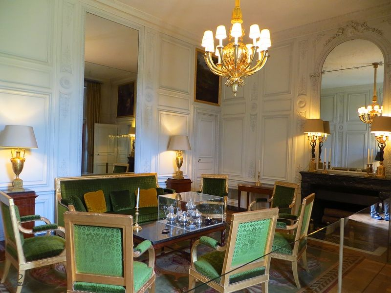 Un président chez le roi - De Gaulle à Trianon Img_4116