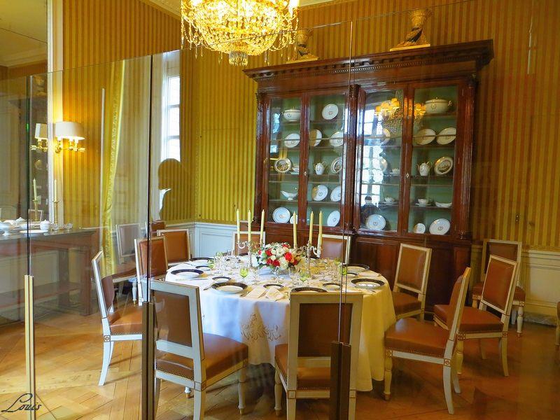 Un président chez le roi - De Gaulle à Trianon Img_4117