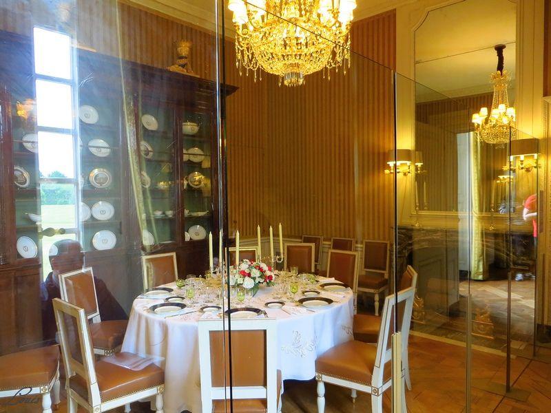 Un président chez le roi - De Gaulle à Trianon Img_4124