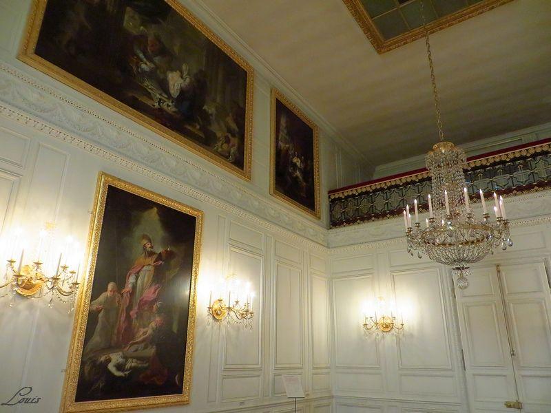 Un président chez le roi - De Gaulle à Trianon Img_4127