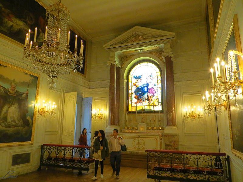 Un président chez le roi - De Gaulle à Trianon Img_4130