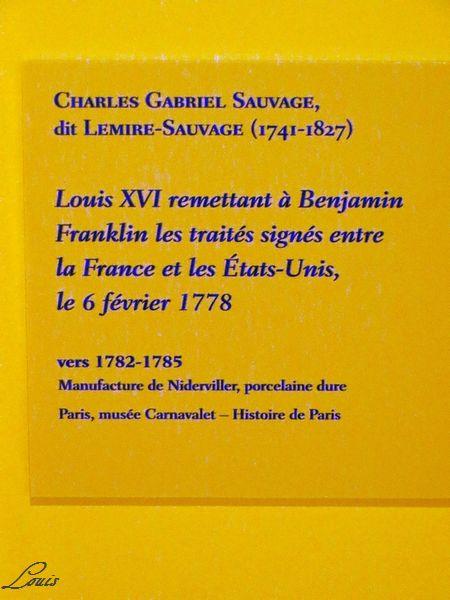 Exposition Versailles et l'Indépendance américaine Img_4214