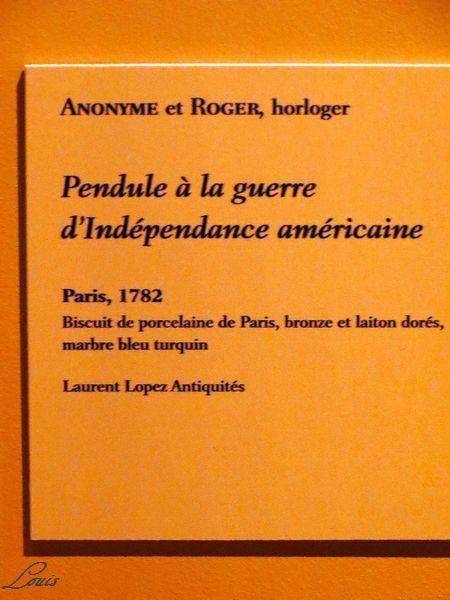 Exposition Versailles et l'Indépendance américaine Img_4216