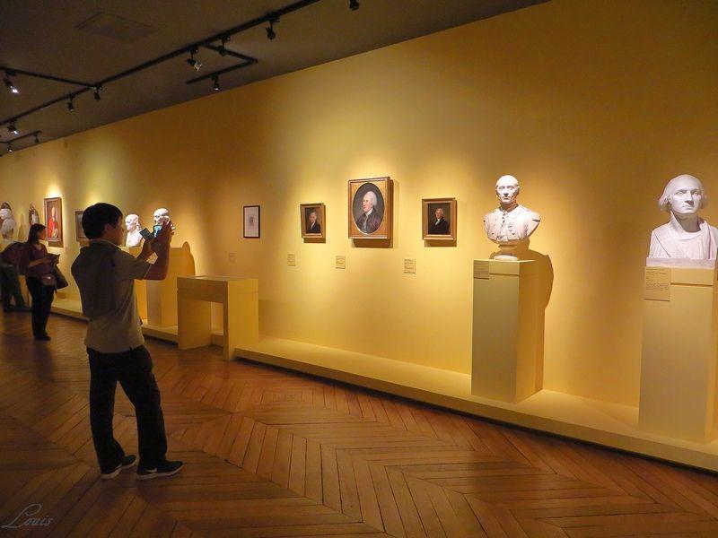 Exposition Versailles et l'Indépendance américaine Img_4218