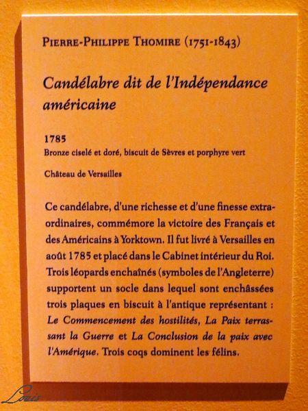 Exposition Versailles et l'Indépendance américaine Img_4224