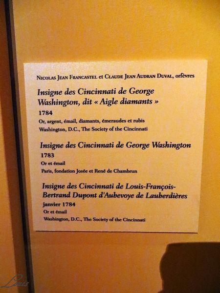 Exposition Versailles et l'Indépendance américaine Img_4227