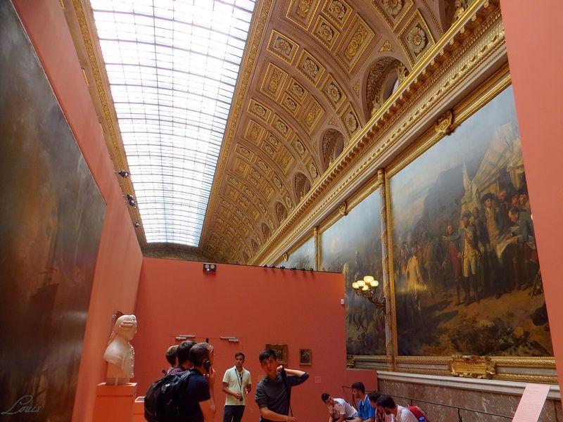 Exposition Versailles et l'Indépendance américaine Img_4231