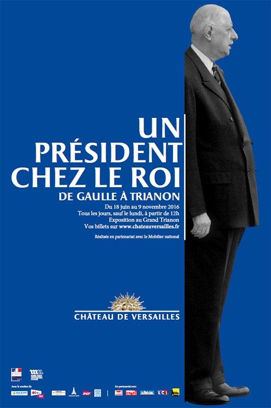Un président chez le roi - De Gaulle à Trianon Restau13