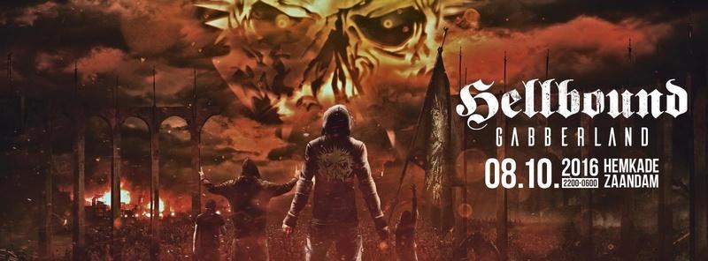 Hellbound - Gabberland - 8 Octobre 2016 - Hemkade - Zaandam - NL 13412210