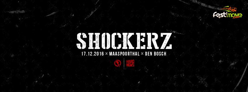 Shockerz - 17 Décembre 2016 - Maaspoorthal - Den Bosch - NL 13419110