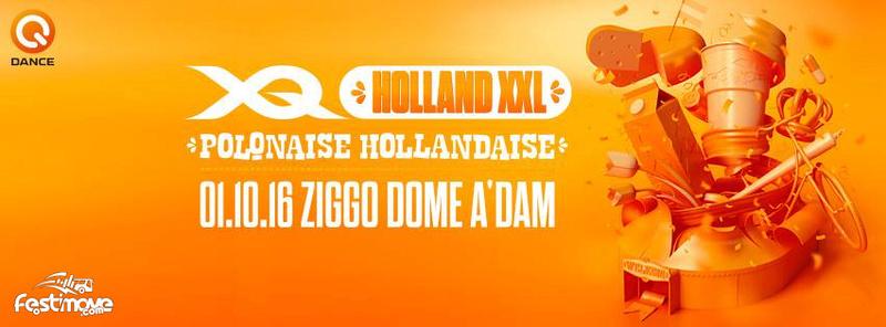 X-Qlusive Holland XXL de Polonaise Hollandaise - 1 Octobre 2016 - Ziggodome Amsterdam (NL) 13599810