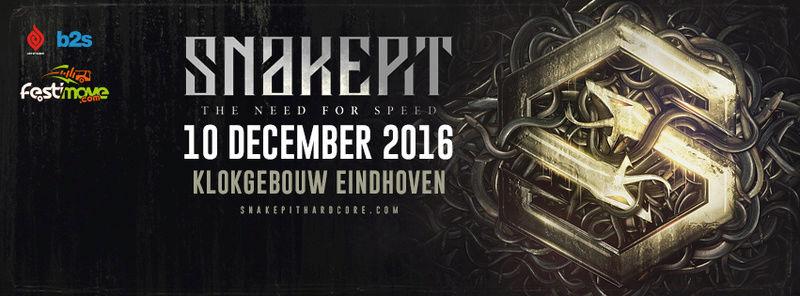 Snakepit - 10 Décembre 2016 - Klokgebouw - Eindhoven - NL 13686510