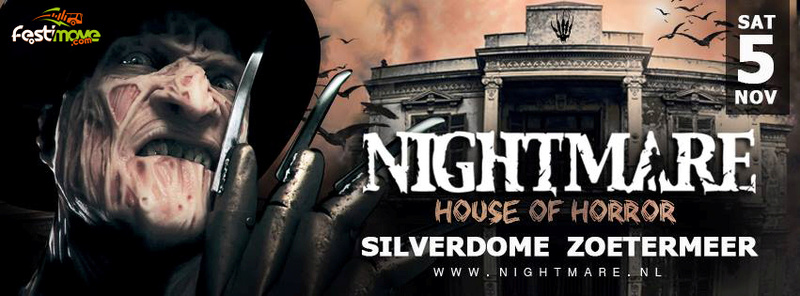 Nightmare - House of Horror - 5 Novembre 2016 - SilverDome - Zoetermeer - NL 13876610