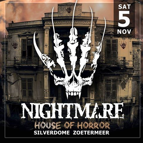 Nightmare - House of Horror - 5 Novembre 2016 - SilverDome - Zoetermeer - NL 13924810