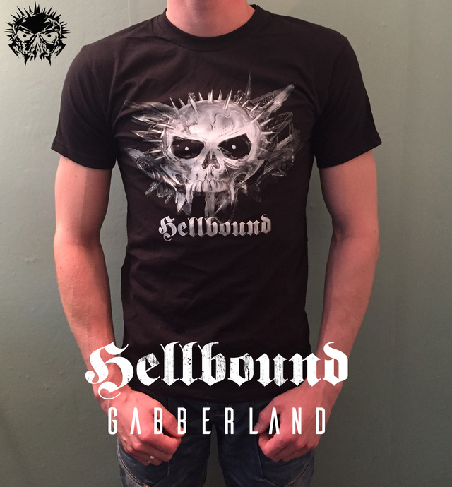 Hellbound - Gabberland - 8 Octobre 2016 - Hemkade - Zaandam - NL Image310