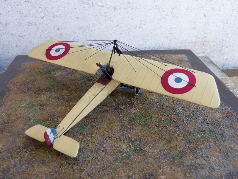 """[1915] [AZ Model] Morane L """"Parasol"""" - Première victoire de Guynemer. Morane27"""