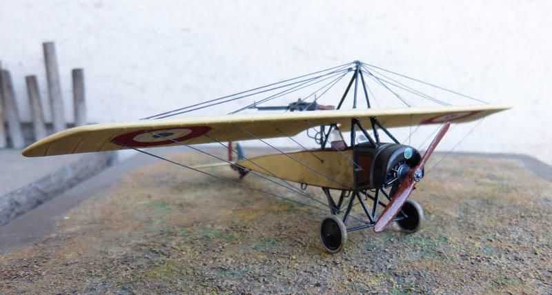 """[1915] [AZ Model] Morane L """"Parasol"""" - Première victoire de Guynemer. Morane30"""
