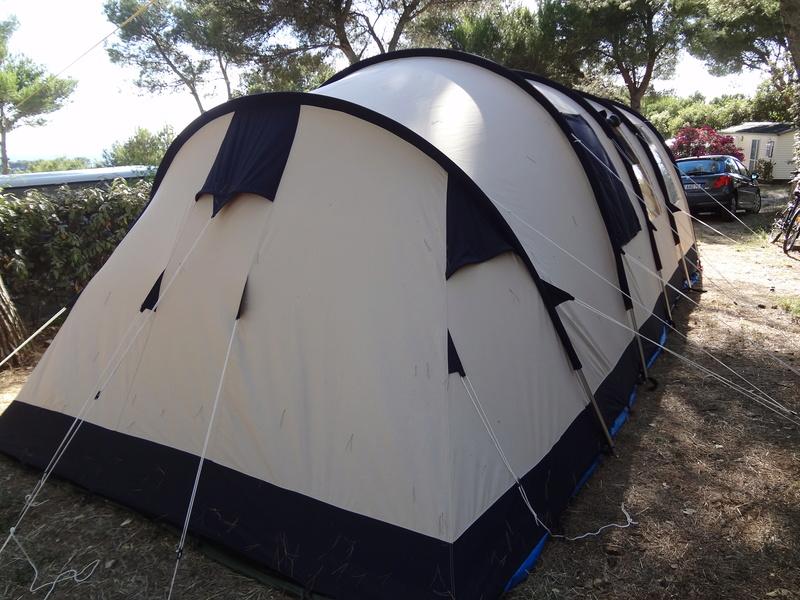 "Camping ""le clos sainte therese"" St Cyr sur Mer 1810"
