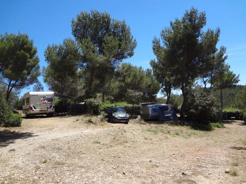"Camping ""le clos sainte therese"" St Cyr sur Mer 710"