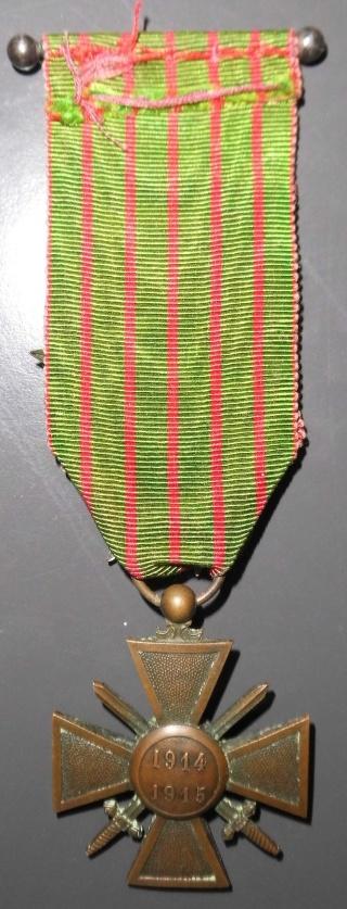 Croix de guerre avec 14 citations ! Dsci0522