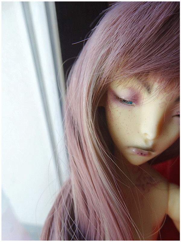 Lindill-Courtisane [Cerisedoll Ombre] Portra15