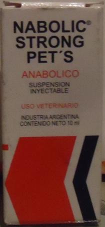 NABOLIC STRONG PET $ 20.000 FRASCO 10 ML Nabool10