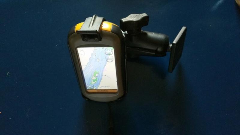 GPS GARMIN OREGON 200 AVEC CARTE MARINE complète 150$ 20160710