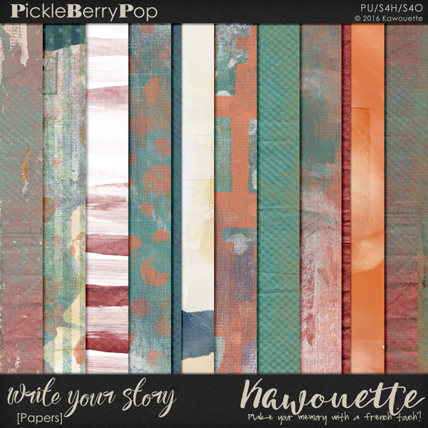 Write your story  - Pickle barrel August Kawoue10