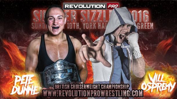 Revolution Pro Wrestling - Summer Sizzler 2016 (10/07/16) 13266010