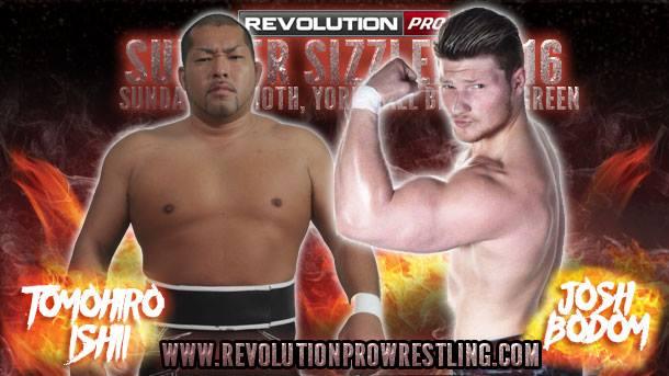 Revolution Pro Wrestling - Summer Sizzler 2016 (10/07/16) 13418910
