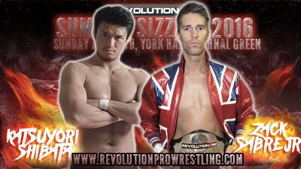 Revolution Pro Wrestling - Summer Sizzler 2016 (10/07/16) 13428310