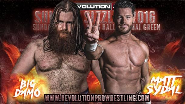 Revolution Pro Wrestling - Summer Sizzler 2016 (10/07/16) 13432210