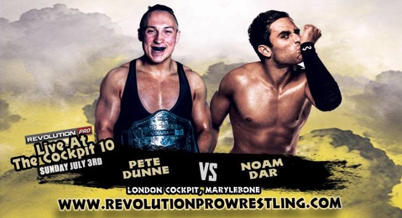 Revolution Pro Wrestling - Live At The Cockpit 10 (03/07/16) 13445610