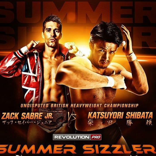 Revolution Pro Wrestling - Summer Sizzler 2016 (10/07/16) 13533210