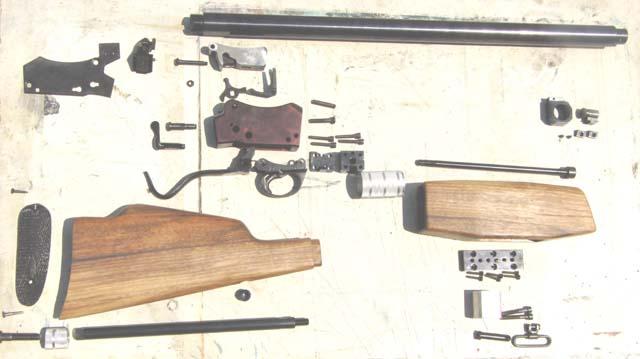 Un fusil custom en feuilleton ! - Page 6 Feuill13