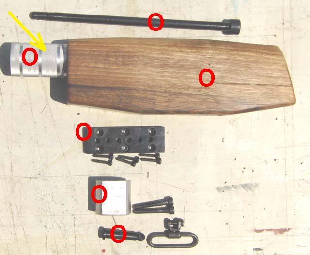 Un fusil custom en feuilleton ! - Page 6 Feuill15