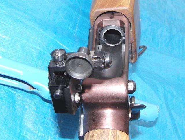 une carabine de match suisse système MARTINI  de J. HARTMANN cal.7.5x55  Feuill28